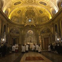 03 Messe de la saint Yves en la chapelle des Spiritains
