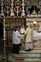 07 Messe de la fête de sainte Catherine de Sienne à l'église de la Miséricorde à Turin