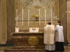 09 Messe de la saint Yves en la chapelle des Spiritains