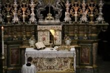 12 Messe de la fête de sainte Catherine de Sienne à l'église de la Miséricorde à Turin