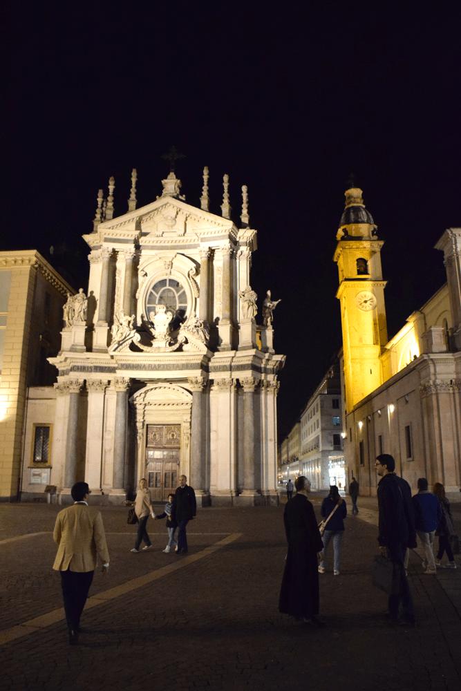 21 Les églises de Turin