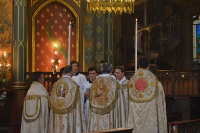 11-Vêpres de la Fête-Dieu devant le Très-Saint Sacrement exposé