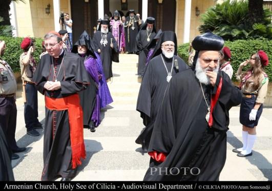 25-Après la sainte messe