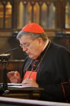 03-Conférence de SE le cardinal Burke à Saint-Eugène