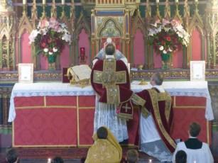 13 - Elévation du Corps du Seigneur - Sainte Cécile 2015