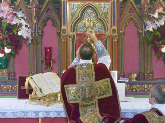 15 - Elévation du Corps du Seigneur - Sainte Cécile 2015