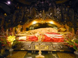 01-reliques des saints Ambroise Gervais et Protais à Milan