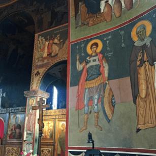 Chevetogne - saint Dimitri de Thessalonique