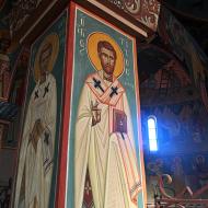 Chevetogne - saint Tite compagnon de saint Paul et premier évêque de Crète