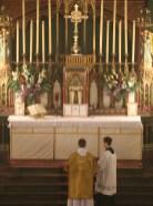 09-Epiphanie 2016 - Proclamation de la date de Pâques par le diacre