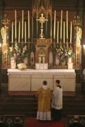 10-Epiphanie 2016 - Proclamation de la date de Pâques par le diacre