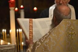 19-Vigile de Noël - chant de l'évangile de matines