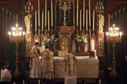 05-Messe d'exposition des Quarante-Heures - dernier évangile