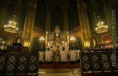 21-Messe d'exposition des Quarante-Heures - litanies des saints