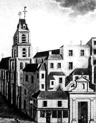 Saint-Étienne-des-Grès avant la révolution.