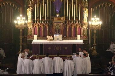 09 - Rameaux 2016 - Chant du trait de la messe