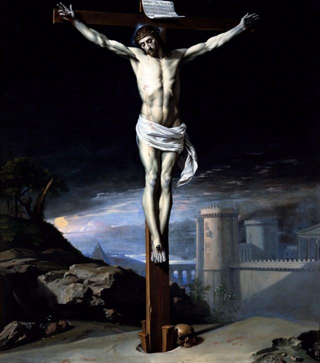 Crucifixion par Philippe de Champaigne
