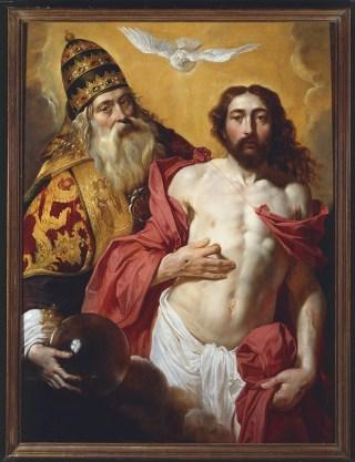 La Très-Sainte Trinité par Artus Wolffort Muehlbauer