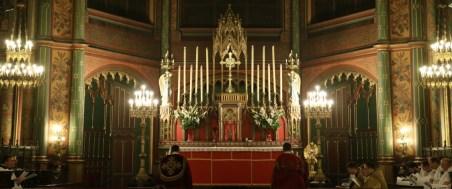 Secondes vêpres de la solennité de saint Eugène