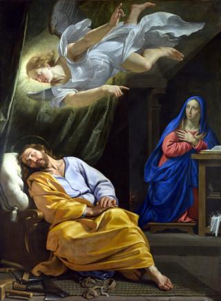 Programme de la fête de saint Joseph