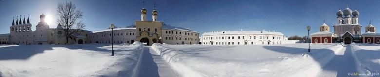 Monastère de la Dormition de la Mère de Dieu de Tikhvine