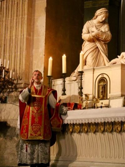 Saint Roch messe