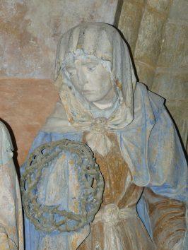 Mise au tombeau de Chaource.