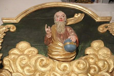 Le Père éternel - baroque savoyard
