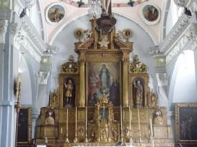 Villarodin, église Saint-Julien, 1631-1666.
