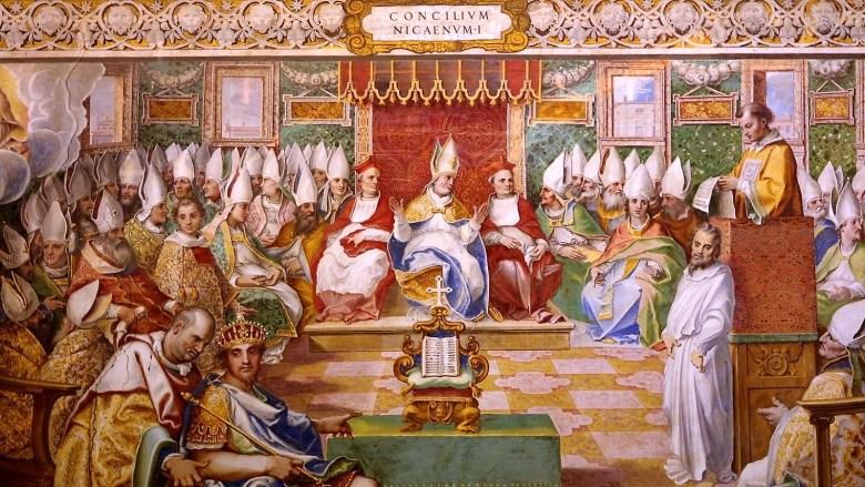 Le Concile de Nicée