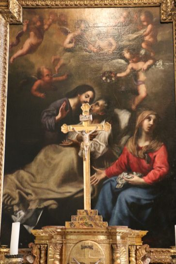 La mort de Saint Joseph, Beaune.
