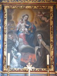 Retable du Rosaire.