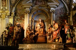 Sacro Monte de Varèse - adoration des rois mages
