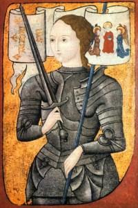 sainte Jehanne d