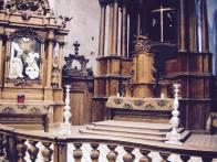 Didysis pranciškonų bažnyčios altorius laukia savo valandos!