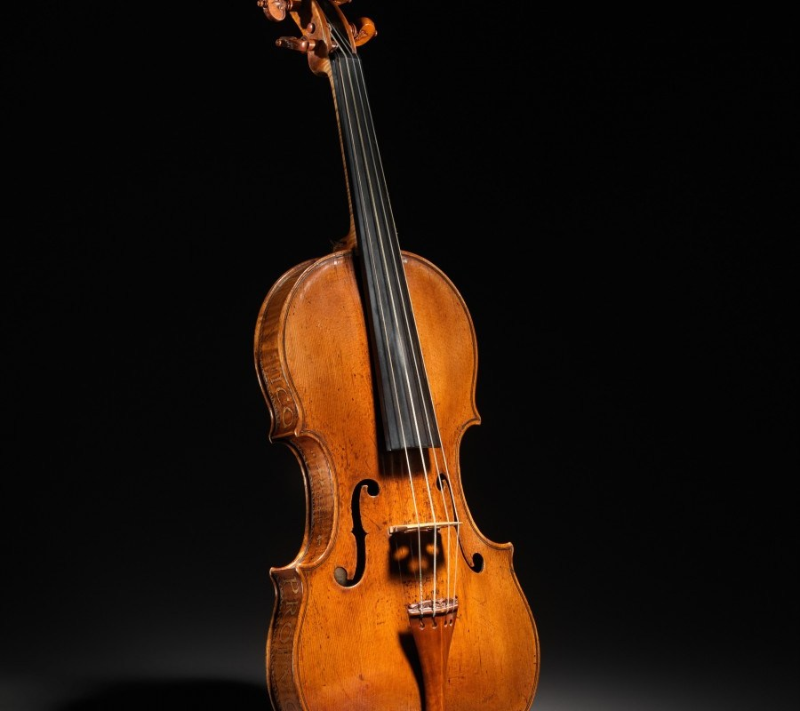 Permalink to: The Violin