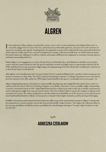 Nelson Algren