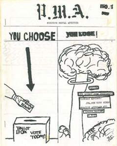 P.M.A. (Positive Mental Attitude) No. 1