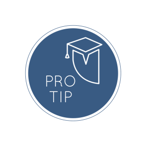 PRO TIP - image  on https://scholarculture.com