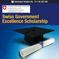 Swiss Government Excellence PhD and Postdoctoral Scholarships for