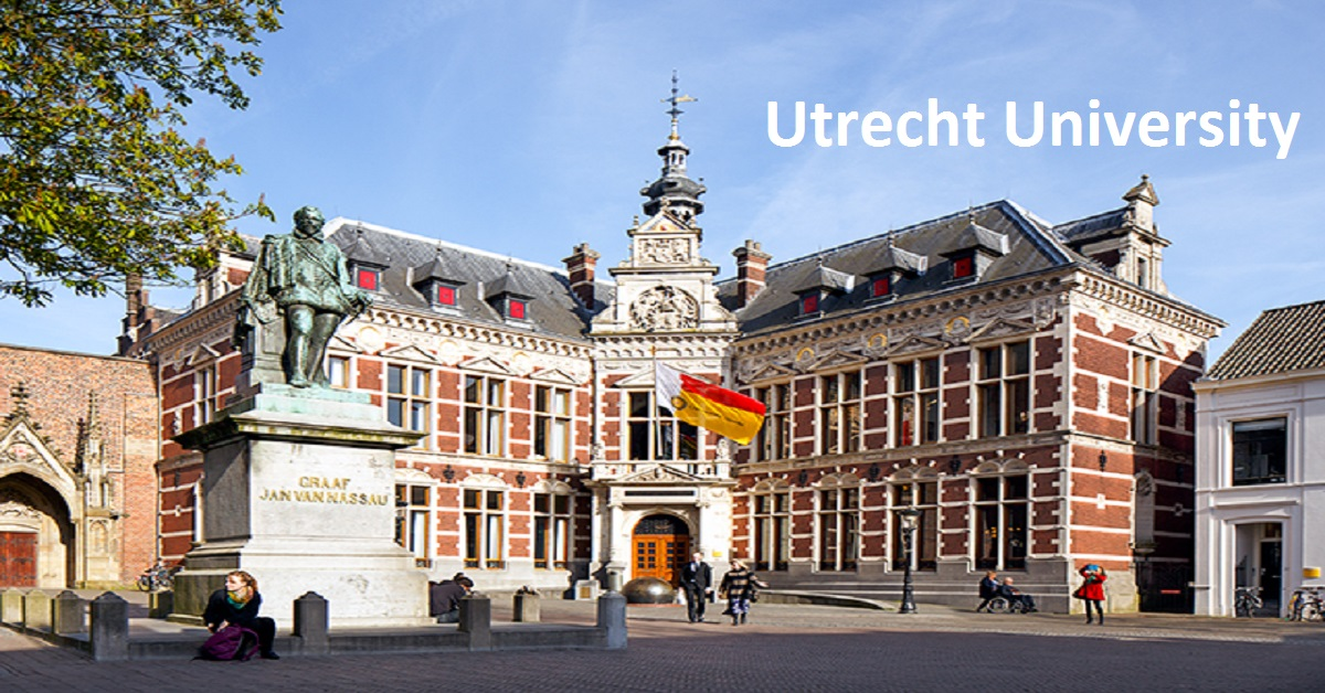 31 PhD, Postdoctoral and Faculty Positions at Utrecht University ...