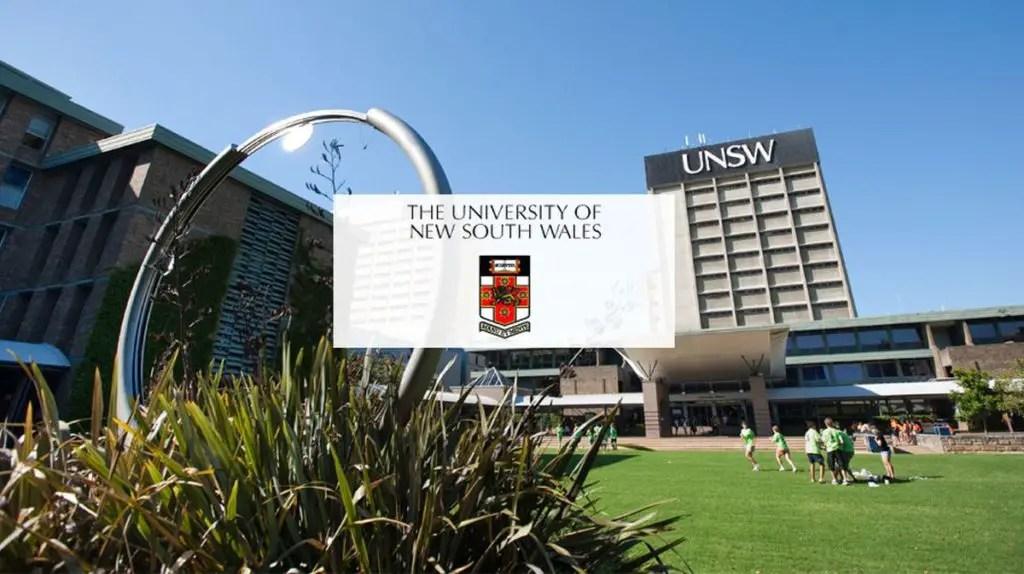 Becas de la Universidad de Nueva Gales del Sur para estudiantes internacionales