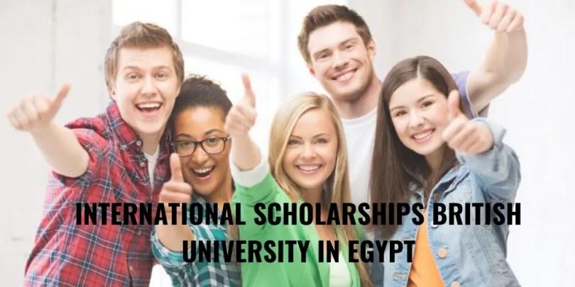 Image result for international awards British University in Egypt