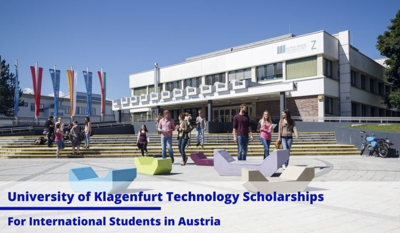 Image result for University of Klagenfurt Technology Scholarships for International Students in Austria