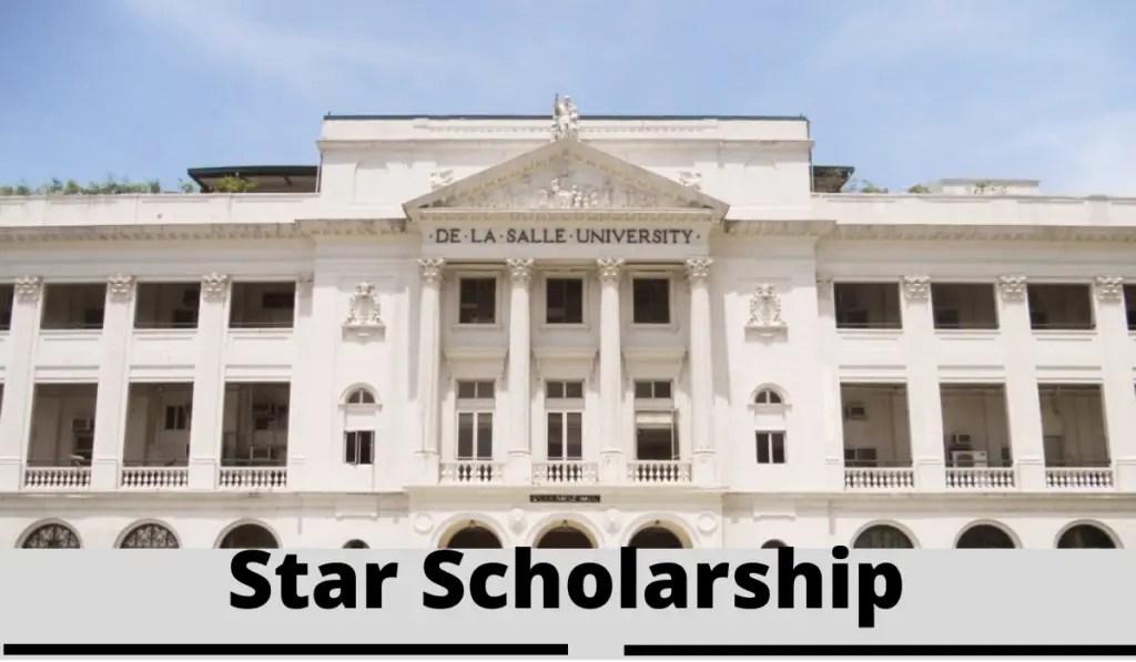 Star Scholarship at De La Salle University, Philippines