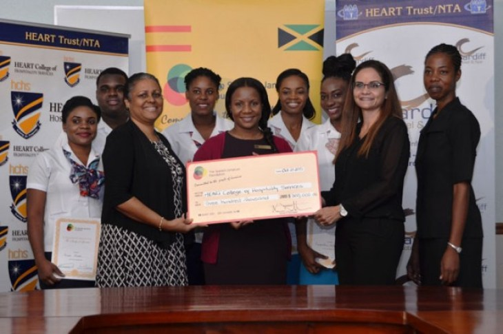 Spanish Jamaica Foundation Scholarships