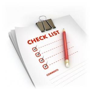 My Scholarship Prep Checklist