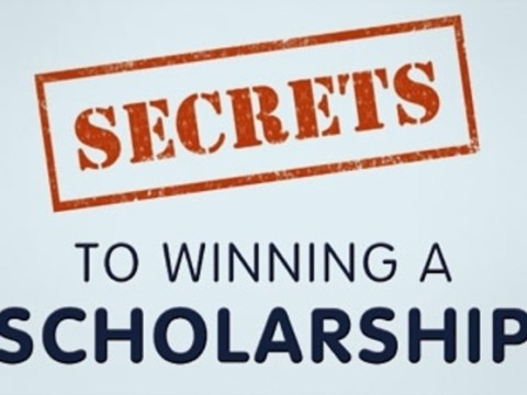 winning scholarships