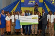 JPS Covers Exam Cost for CSEC Electrical and Electronic Technology Students