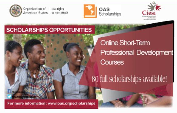 OAS Scholarships Program